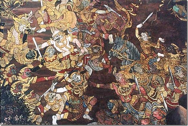 Wat_phra_keaw_ramayana_fresco