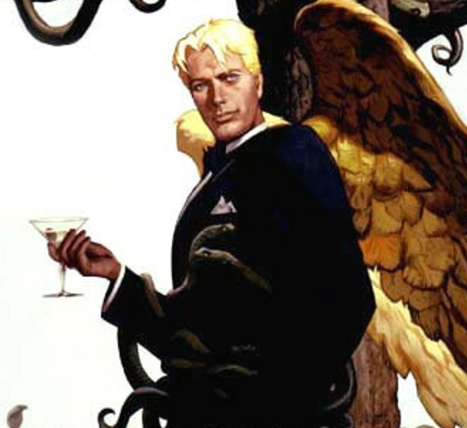 Lucifer Is Us: Over-Accumulation, Ego, And Attaining