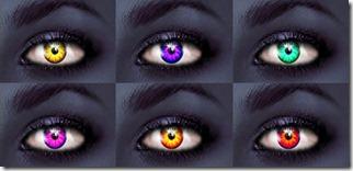 -SGC- Unnatural eyes packCRPD