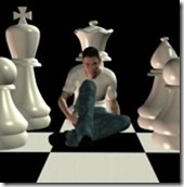 9420665-man-sitting-on-chessboard-among-team-of-white-chess-pawns-3d-illustration (2)