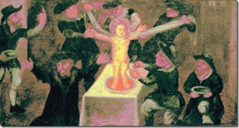 Antisemitic-church-fresco