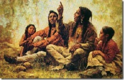 CherokeeCreationStory
