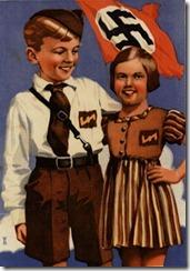 Nazi Propaganda Poster-Hitler Youth