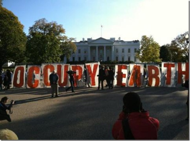 Occupy Earth III