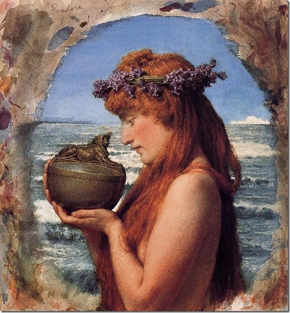 PandoraAlma-Tadema