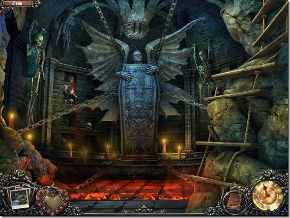 vampire-saga-welcome-to-hell-lock-screenshot
