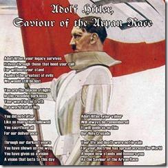 WAFFENBRÜDER - This Time The World - Adolf Hitler, Saviour of the Aryan Race