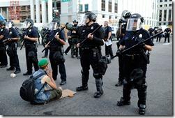 Wall Street Protest Denver