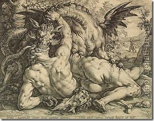 Dragon-Devouring-The-Companions-Of-Cadmus